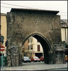 Porta castiglione - Porta san vitale bologna ...